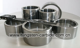 tungsten carbide rings